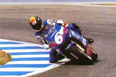 Su ultima carrera con las ThunderBike en Jerez